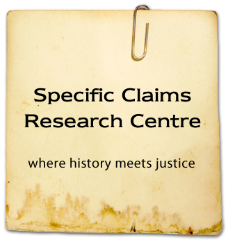 specific claims research centre
